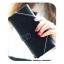 กระเป๋าสตางค์ YADAS พร้อมส่ง สีดำ แต่งคาดกระดุมแป๊กเก๋ๆ ทรงเรียบหรู ใบยาว Design ลายสุดเก๋ ไฮโซมากๆ thumbnail 2