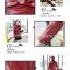 เสื้อแจ็คเก็ต เสื้อหนังแฟชั่น พร้อมส่ง สีแดง คอปก ดีเทลด้วยปกโฉบเฉี่ยว แต่งด้วยซิบรูด สุดเท่ห์ หนัง PU คุณภาพดี หนังเนื้อนิ่มหน้าใส่ thumbnail 5