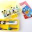 Washable Kid's Paint Box Set กล่องชุดระบายสี 10 สี thumbnail 1