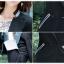 เสื้อสูทแฟชั่น เสื้อสูททำงาน เสื้อสูทผู้หญิง พร้อมส่ง เสื้อสูทสีดำ เนื้อผ้าโพลีเอสเตอร์ คอตตอน 100 % คุณภาพดี thumbnail 6