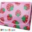 ผ้าปูพลาสติกแบบนิ่ม Leisure Sheet- Strawberry180x 160cm thumbnail 1