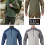 5.11 Rapid Response Quarter Zip Shirt thumbnail 1