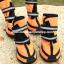 รองเท้าสุนัขโต สีส้ม (4 ข้าง) thumbnail 1