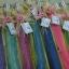 ร่มกันยูวี สีพื้น คละสี - แพคเกจถุงผ้า พร้อมแท็ค thumbnail 3