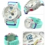 CASIO Baby-G Standard Analog Digital Ladies Watch รุ่น BGA-180-3BDR thumbnail 3