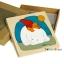Uncle Wood - 3 layer Jigsaw Puzzle 'Polar Bear' ตัวต่อจิ๊กซอว์ไม้-หมีขั้วโลก thumbnail 1