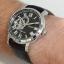 Seiko SSA233K1 Automatic Mens Black Dial Black Leather Band Watch thumbnail 8