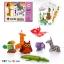 3D-PAPER MODEL - Cute Animal โมเดลกระดาษ 3 มิติ thumbnail 2