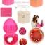 กระเป๋าใส่เครื่องสำอาง YM Korean Makeup Large Bag- สีส้ม thumbnail 2