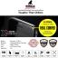 กระจกนิรภัยระดับฟรีเมี่ยม Gorilla Tempered Glass Real 3D iPhone 6 / 6S - ( ขอบโค้งพิเศษ ) thumbnail 4
