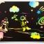Scratch Cards- Dream Space ชุดศิลปะขูดพร้อม stencil thumbnail 1
