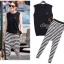 CC Stripy Knit Set by Seoul Secret thumbnail 2