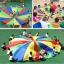 3M Diameter Rainbow Parachute เกมพาราชูท 3 เมตร thumbnail 1