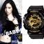 Casio Baby-G BA-110-1ADR black gold series thumbnail 4