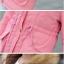 เสื้อกันหนาวแฟชั่น พร้อมส่ง สีชมพู สีหวาน แต่งสายรูดช่วงเอว มีฮูท พร้อมผ้าขนสัตว์แต่งเข้าตัวชุด ผ้าขนสัตว์เย็บติดกับฮูท ไม่สามารถถอดออกได้ค่ะ thumbnail 7