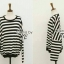 Cliona's made, Autum stripe Oversize Sweater Knit thumbnail 8