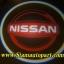 ไฟโลโก้ส่องพื้น Chip cree 5w-Nissan (สีครีม) thumbnail 3