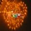 ไฟสายยาง(ท่อกลม) LED 100 m สีเหลือง thumbnail 2