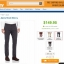 Dockers Alpha Khaki Skinny Tapered - Stretch Pants thumbnail 9
