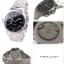 Hamilton Men's H77615133 Navy GMT Black Dial Watch thumbnail 4