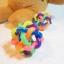ของเล่นสุนัข ลูกบอลยางมีเสียงกระดิ้ง thumbnail 1
