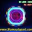 ไฟโปรเจคเตอร์มอเตอ์ไซค์ทรงเหลี่ยมไฟวงแหวนLEDแบบCOB thumbnail 7
