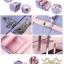 กระเป๋าใส่เครื่องสำอาง กล่องเครื่องสำอาง สีม่วง Beautysecretd high-end custom wood vanity case series purple retro portable thumbnail 3