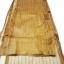 มุ้งประตูแม่เหล็ก สีน้ำตาลไม่มีลาย ทางยาว ขนาด 110x210 ซม. รุ่นแม่เหล็ก้อน thumbnail 3