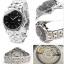 Hamilton Men's H32515135 Jazzmaster Viewmatic Black Guilloche Dial Watch thumbnail 4