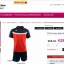 ASICS Set Mundial ( Tee + Shorts ) new update 18-08-59 thumbnail 8