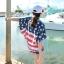 ชุดว่ายน้ำทูพีช เซ็ตคู่ชุดชั้นในเข้ากับชุด ลายธงชาติอังกฤษ เก๋ๆสุดๆ thumbnail 4