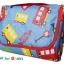ผ้าปูพลาสติกแบบนิ่ม Leisure Sheet- School Bus 180x 160cm thumbnail 1