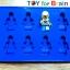 Lego Minifigure Mold แม่พิมพ์ Minifigure-Blue thumbnail 3