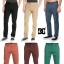 DC Worker Straight Pants thumbnail 1