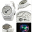นาฬิกา Casio Baby-G Neon Illuminator BGA-131-7BDR thumbnail 4