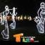 ไฟสายยาง(ท่อกลม) LED 100 m สีขาว thumbnail 55