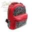 กระเป๋าเป้ แฟชั่น กระเป๋าเป้สะพายไหล่-สะพายหลัง กระเป๋าเดินทาง ประดับกากเพชร Beautysecretd Leather Daimond Dust Handle Backpack thumbnail 1