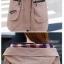 เสื้อโค้ทกันหนาว สีชมพูกะปิพร้อมส่ง แขนยาวจั๊มตรงปลายแขน ผ้าลายสก๊อตตรงฮูทสุดเท่ห์ ต่งซิบรูด 2 ชั้น ตัวยาวคลุมถึงสะโพก thumbnail 5