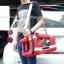 กระเป๋าใส่สุนัข กระเป๋าใส่แมว 2 in1 สีแดง (Size S,M,L) thumbnail 1