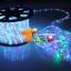 ไฟสายยาง(ท่อกลม) LED 100 m สีรวม thumbnail 1