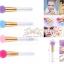 แปรงพัฟฟองน้ำ แปรงพัฟที่ดีที่สุด Sponge Makeup Tools Puff sponge brush pole foundation สีชมพู thumbnail 2