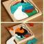 Uncle Wood - 3 layer Jigsaw Puzzle 'Polar Bear' ตัวต่อจิ๊กซอว์ไม้-หมีขั้วโลก thumbnail 3