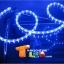 ไฟสายยาง(ท่อกลม) LED 100 m สี thumbnail 6