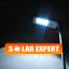 SL01 โคมไฟถนนโซล่าเซลล์อัจฉริยะรุ่น 7W All-in-one solar street light thumbnail 2