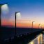 SL03 โคมไฟถนนโซล่าเซลล์อัจฉริยะรุ่น 30W All-in-one solar street light thumbnail 7