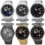 Seiko 5 Sports Automatic Grey Dial Stainless Steel Mens Watch SSA209K1 thumbnail 6