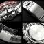 SEIKO MEN CHRONOGRAPH MAROON DIAL STEEL SNDE15P1 thumbnail 4