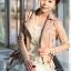 เสื้อแจ็คเก็ต เสื้อหนังแฟชั่น พร้อมส่ง สีชมพูอ่อน แบบเท่ห์ๆ อินเทรนด์ สไตล์เกาหลี thumbnail 1