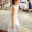 MAXI DRESS ชุดเดรสยาว พร้อมส่ง สีขาว แขนกุด ด้านในเป็นชุดเดรสสั้นสายเดียว ใส่คลุมด้วยเดรสยาว ผ้าลูกไม้ด้านนอกค่ะ แอบเซ็กซี่เบาๆ thumbnail 3