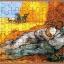 Rest from Work จิ๊กซอว์ แวน โกะ Jigsaw Puzzle Van Goah thumbnail 2